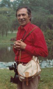 Ken in Singapore in 1980